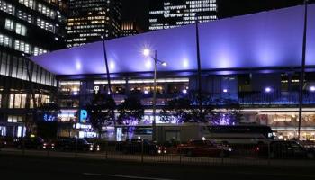 東京駅八重洲口 イルミネーション 2015